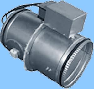 Клапан противопожарный FKS-2М(120)