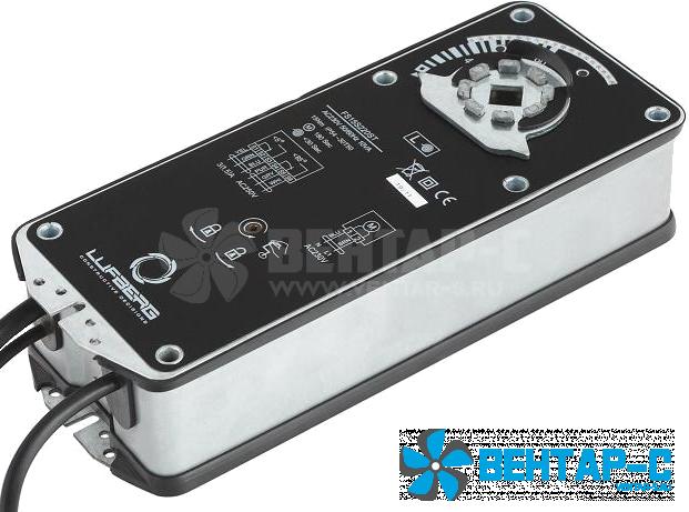 Электропривод Lufberg FS10S24ST (10 Нм)