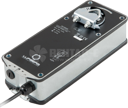 Электропривод Lufberg DA10S220S (10 Нм)