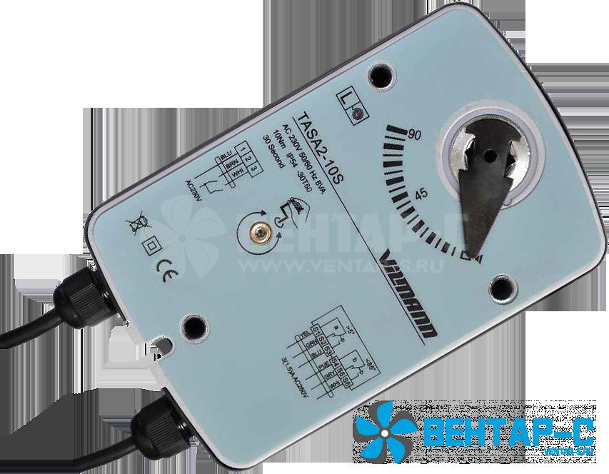 Электропривод Vilmann TASA1-10S (10 Нм)