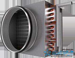 Воздухонагреватель водяной VRH-W
