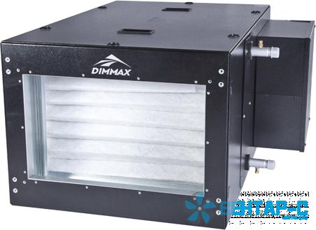 Приточная установка DIMMAX Scirocco 08W