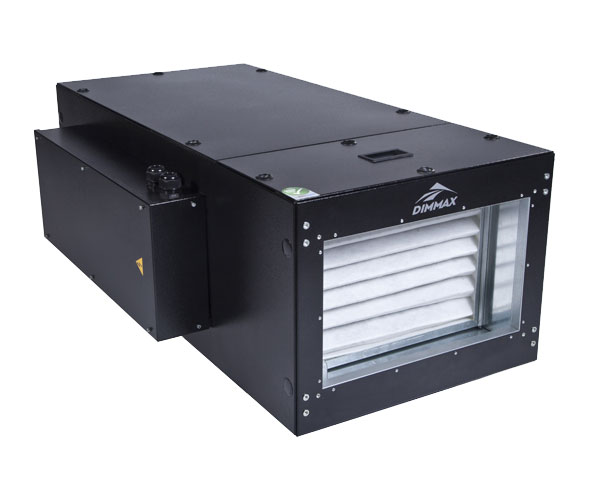 Приточная установка DIMMAX Scirocco 35E