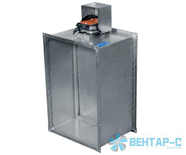 Клапан противопожарный комбинированный КОД-1М 60/90