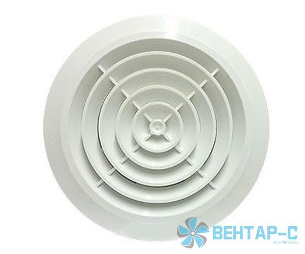 Диффузор ДФК из АВС пластика + клапан расхода воздуха