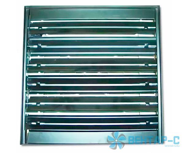 Алюминиевый клапан 4C расхода воздуха