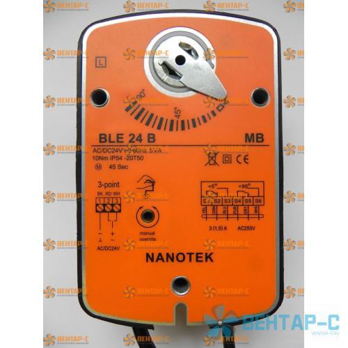 Электропривод Нанотек BLE 24 B (15 Нм)