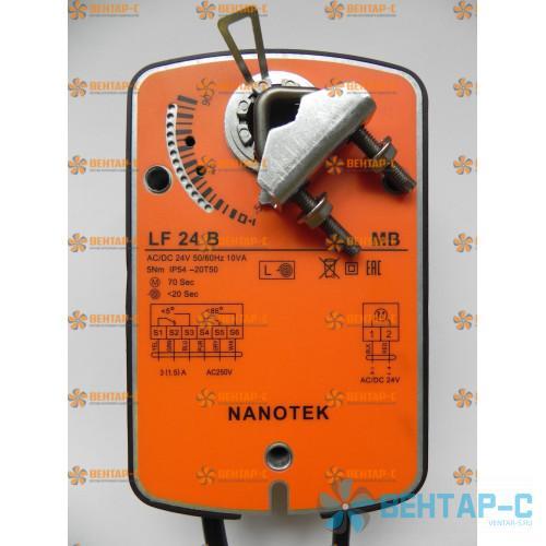 Электропривод Нанотек LF 24 B (5 Нм)