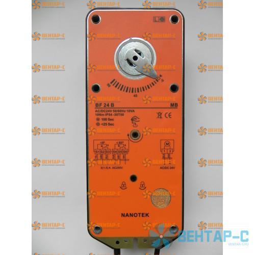 Электропривод Нанотек BF 24B (10 Нм)
