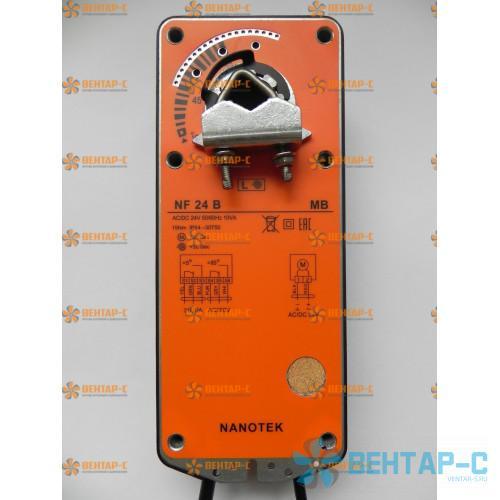 Электропривод Нанотек NF 24 В (10 Нм)