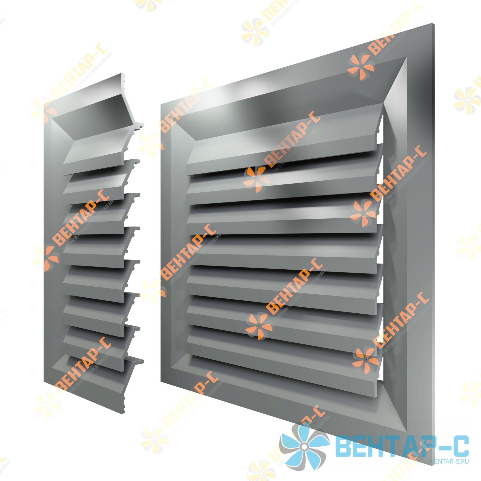 Потолочная вентиляционная решетка 1РП