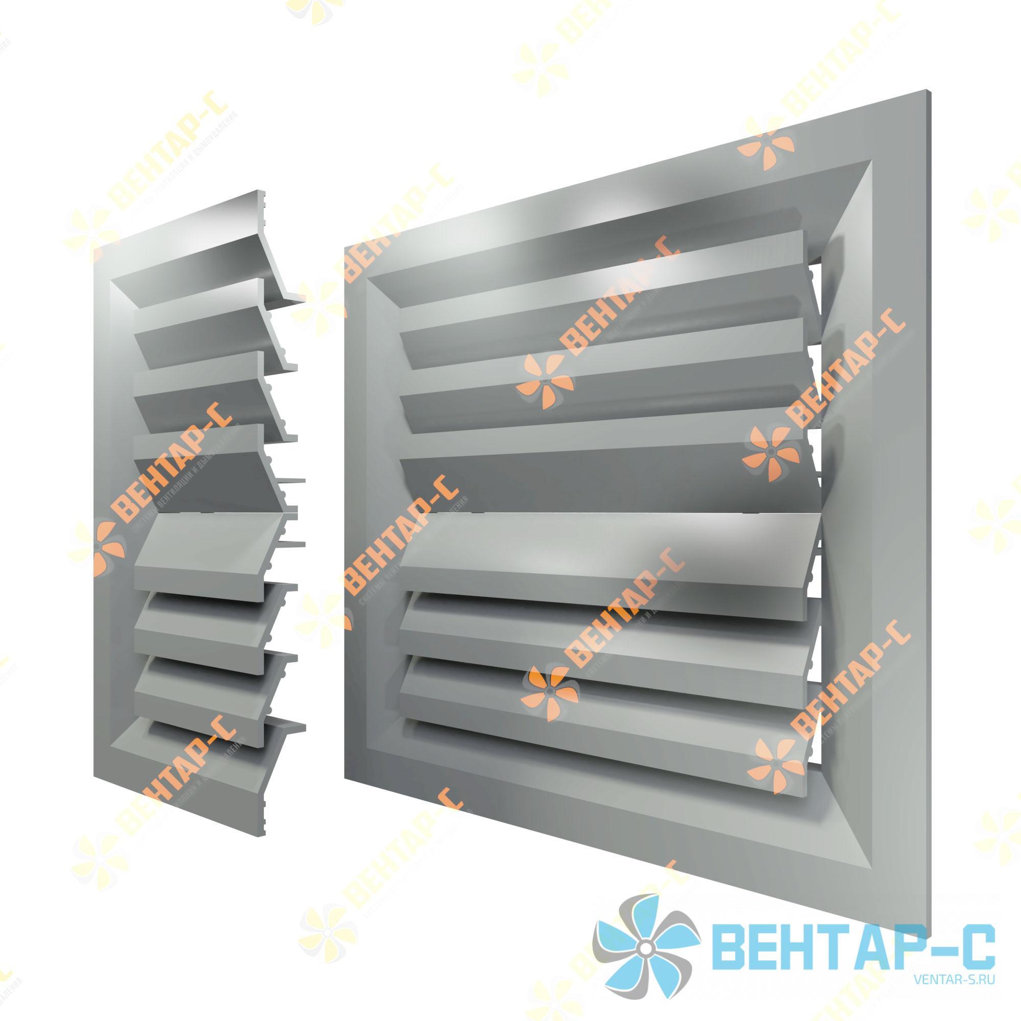 Потолочная вентиляционная решетка 2РП