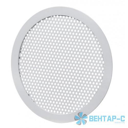 Перфорированная круглая вентиляционная решетка ВРПК