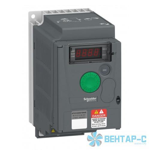 Частотный преобразователь ATV310 H037N4E