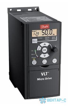 Частотный преобразователь FC-051P2K2 2.2кВт, 9.6А, 220В