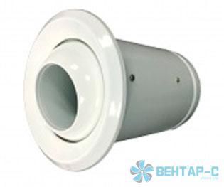 Алюминиевый диффузор KV-TERMO