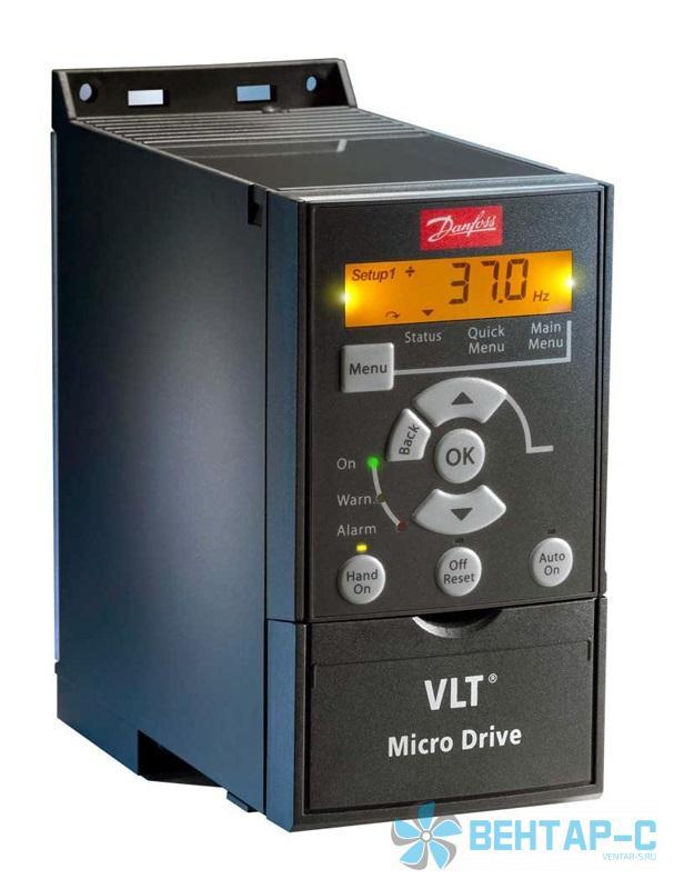 Частотный преобразователь FC-051P1K75 0.75кВт, 4.2А, 220В