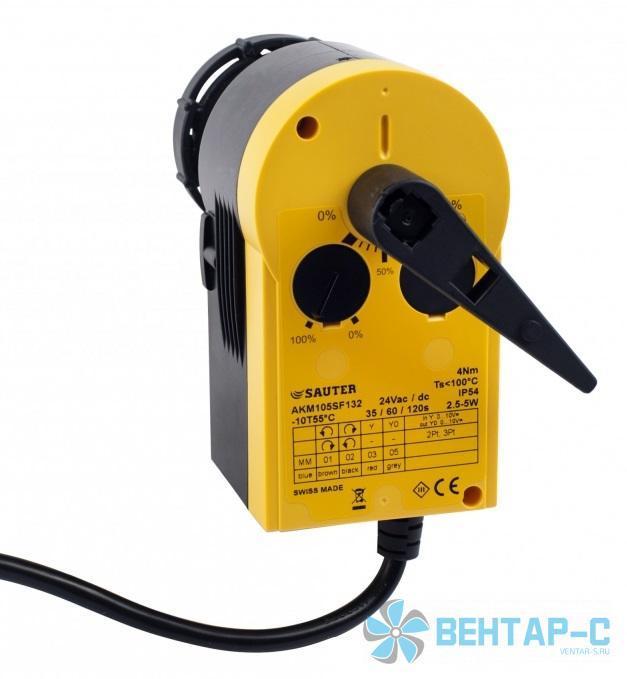 Электроприводы AKM 105SF132
