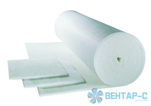 Фильтровальный материал из полиэстера грубой и тонкой очистки