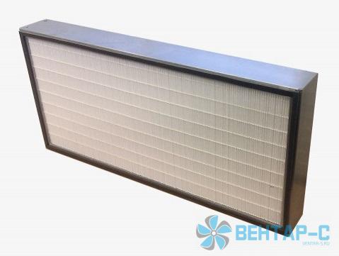 Фильтр воздушный плоский ФВКом