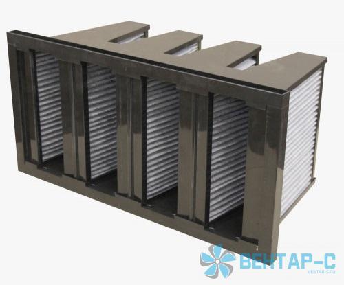 Угольный W-образный фильтр OBKoм-W-уголь