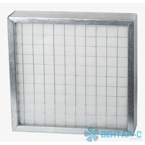 Фильтр воздушный панельный ФВП-мет