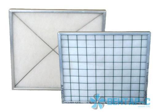 Фильтр воздушный панельный грубой очистки ФВП-с