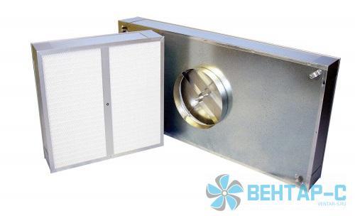 Герметичный фильтрационный модуль (HEPA и ULPA)