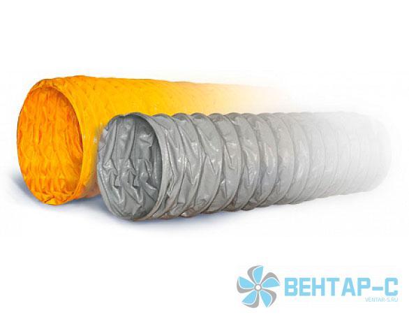 Гибкий воздуховод из полимерной ткани TEX PVC F 300