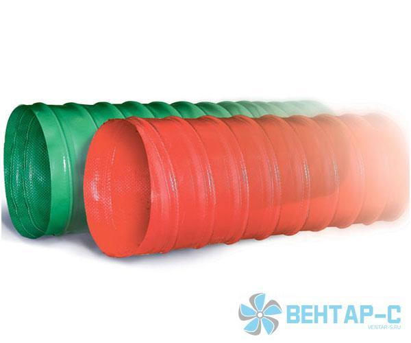 Гибкий воздуховод из полимерной ткани TEX PVC F 600