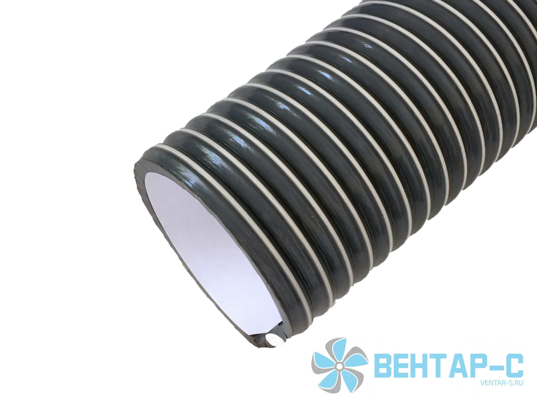 Шланги армированные спиралью ПВХ TEX PVC/PU S40H тяжелые