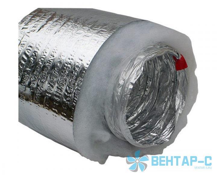 Воздуховоды АПЛ теплоизолированные из полиэфирной ленты