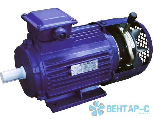 Электродвигатели с электромагнитным тормозом серии 5АИ 56