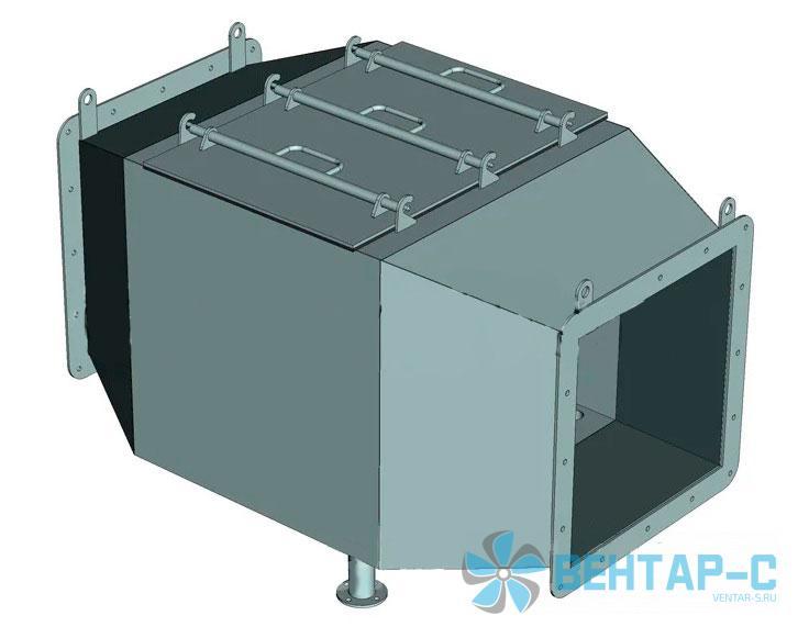 Волокнистые фильтры типа ФКГ-Т, ФКГ-Н и ФКГ-П