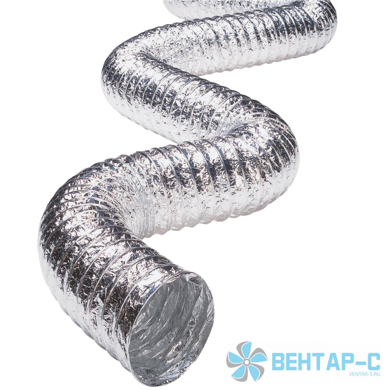 Воздуховоды АПЛ неизолированные из полиэфирной ленты