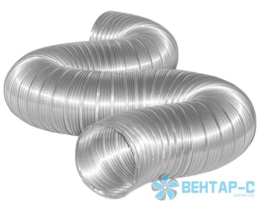 Воздуховод полужесткий алюминиевый ПВ