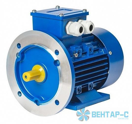 Электродвигатели стандарта DIN серии ESQ 63 (2 полюса, 3000 об/мин)