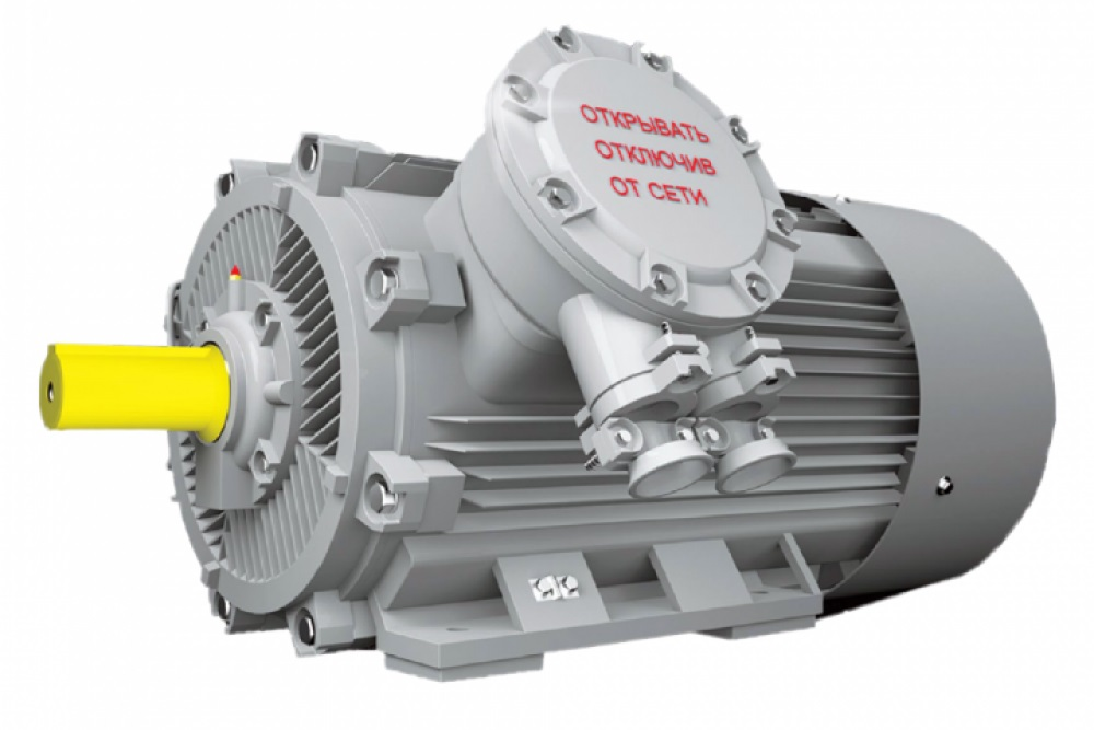 Электродвигатели серии АИМУР 180