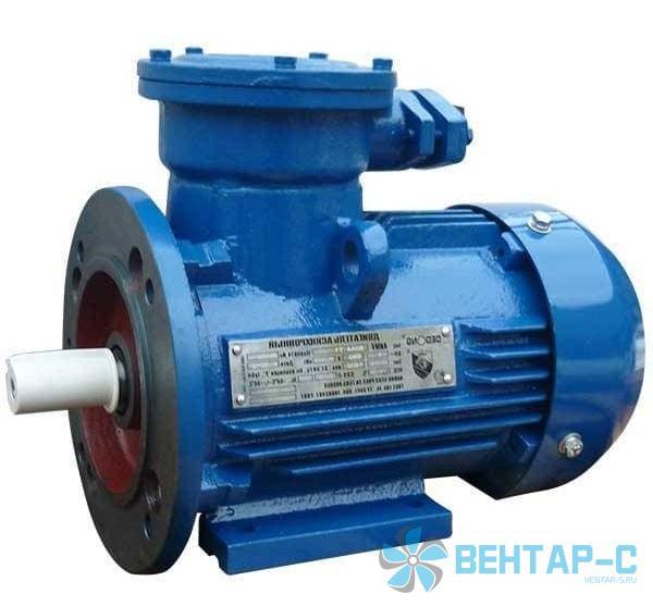 Электродвигатели серии АИМУ 132