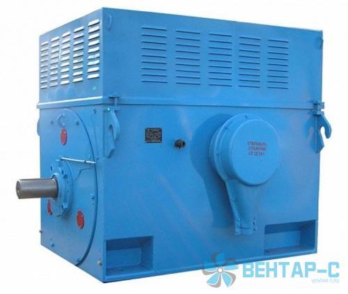 Электродвигатели трехфазные с короткозамкнутым ротором серии А4 400