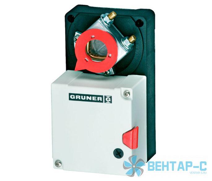 Электроприводы Gruner 227S-230-05-P5 без пружины