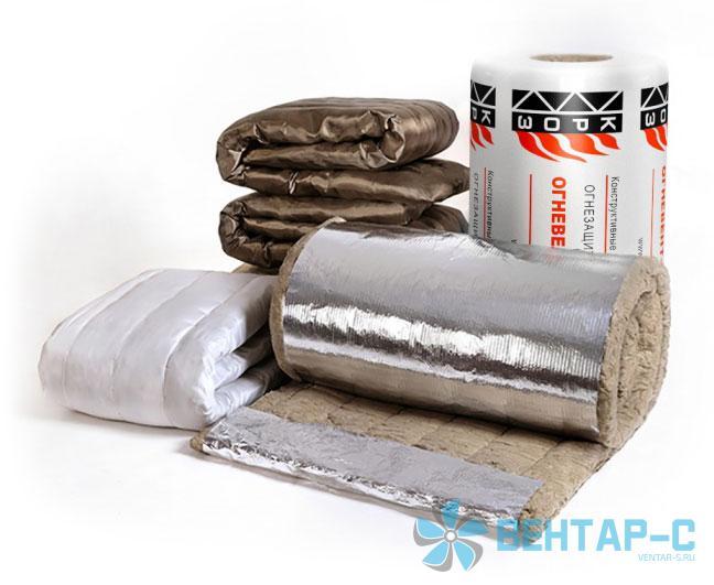 Огнезащитный материал ОгнеВент-Базальт
