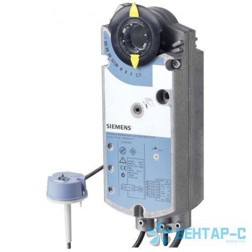 Привод противопожарной заслонки Siemens GGA326.1E/T12 18Нм/230В