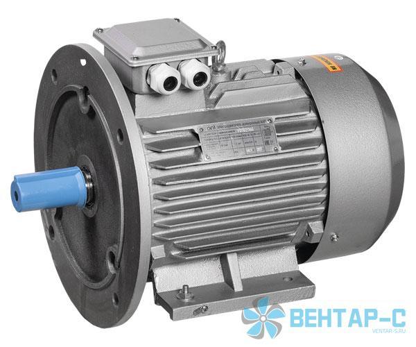 Электродвигатель асинхронный трехфазный АИР 100S4 380В 3кВт 1500об/мин 2081 серии ONI