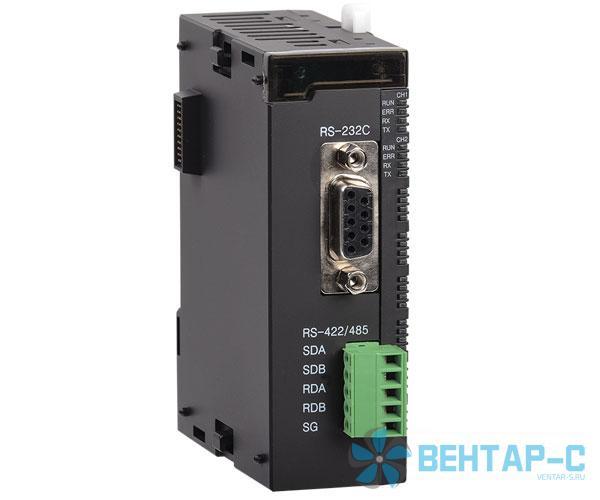 Коммуникационный модуль ПЛК S. RS232/485