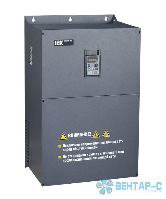 Преобразователь частоты CONTROL-L620 380В 3Ф 110-132кВт 210-253A IEK