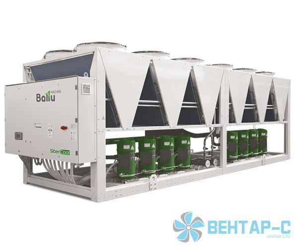 Чиллеры Ballu Machine с воздушным охлаждением серии BMCA GRAND