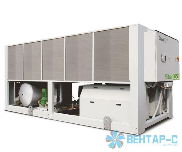 Чиллеры Ballu Machine с воздушным охлаждением серии BMCA INVERNO