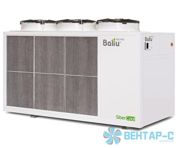 Чиллеры Ballu Machine с воздушным охлаждением серии BMCA MIDI
