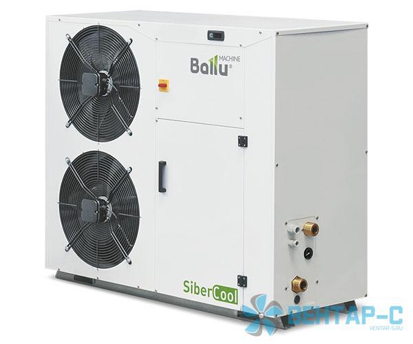 Чиллеры Ballu Machine с воздушным охлаждением серии BMCA PACK